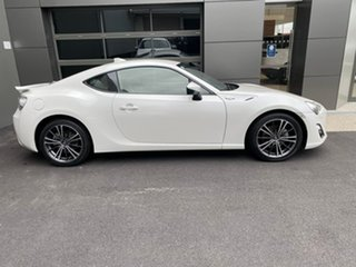 2014 Toyota 86 ZN6 GTS White 6 Speed Sports Automatic Coupe.