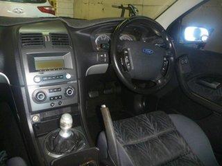 2004 Ford Falcon BA Mk II XR6 Red 5 Speed Manual Sedan