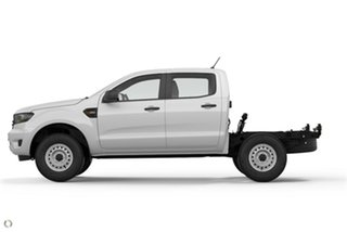2021 Ford Ranger PX MkIII 2021.25MY XL White 6 Speed Sports Automatic Double Cab Chassis.