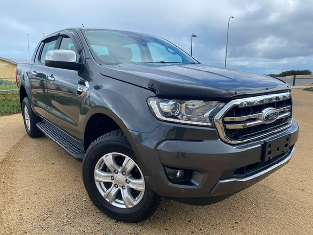 Used Ford Ranger PX MkIII 2019.00MY XLT Christies Beach, 2018 Ford Ranger PX MkIII 2019.00MY XLT Grey 6 Speed Sports Automatic Utility