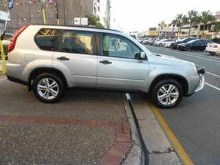 2009 Nissan X-Trail T31 MY10 ST (4x4) Silver 6 Speed CVT Auto Sequential Wagon.