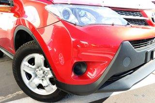 2014 Toyota RAV4 ALA49R MY14 GX AWD Barcelona Red 6 Speed Sports Automatic Wagon.
