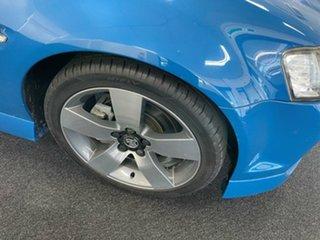 2013 Holden Commodore VE II MY12.5 SS Sportwagon Z Series Blue 6 Speed Manual Wagon