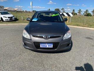 2008 Hyundai i30 FD MY09 SR Blue 4 Speed Automatic Hatchback.