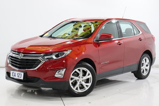 2019 Holden Equinox EQ MY18 LT FWD Red 9 Speed Sports Automatic Wagon.