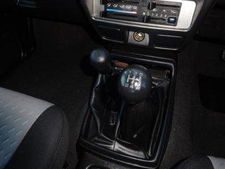 2006 Nissan Navara D22 S2 ST-R Green 5 Speed Manual Utility