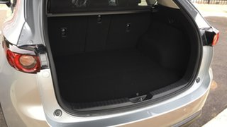 2021 Mazda CX-5 KF4WLA GT SKYACTIV-Drive i-ACTIV AWD SP Sonic Silver 6 Speed Sports Automatic Wagon