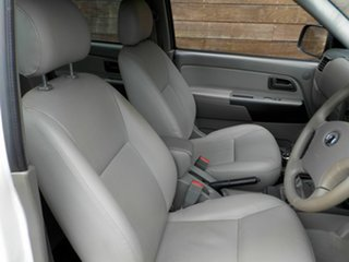 2012 Great Wall V200 K2 MY12 White 6 Speed Manual Utility