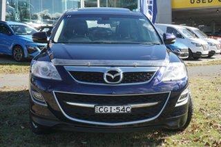 2011 Mazda CX-9 TB10A4 MY11 Luxury Blue 6 Speed Sports Automatic Wagon.