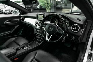 2013 Mercedes-Benz CLA-Class C117 CLA200 DCT Silver 7 Speed Sports Automatic Dual Clutch Coupe