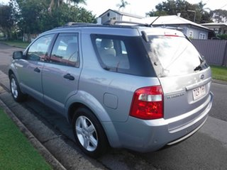 2008 Ford Territory SY TS Silver 5 Speed Automatic Wagon