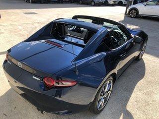 2021 Mazda MX-5 ND GT RF SKYACTIV-Drive Deep Crystal Blue 6 Speed Sports Automatic Targa