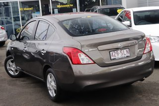 2013 Nissan Almera N17 ST Brown 4 Speed Automatic Sedan