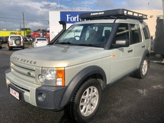 2006 Land Rover Discovery 3 SE Gold 6 Speed Automatic Wagon