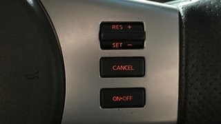 2010 Nissan Navara D40 MY10 ST-X Red 6 Speed Manual Utility