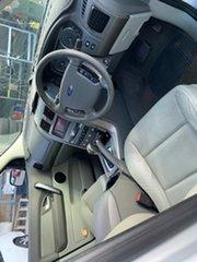 2008 Ford Territory SY MY07 Upgrade Ghia (RWD) Silver 4 Speed Auto Seq Sportshift Wagon