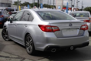 2018 Subaru Liberty B6 MY18 2.5i CVT AWD Premium Silver 6 Speed Constant Variable Sedan.