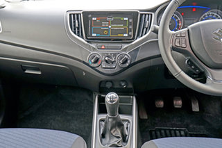 2021 Suzuki Baleno EW Series II GL Grey 5 Speed Manual Hatchback