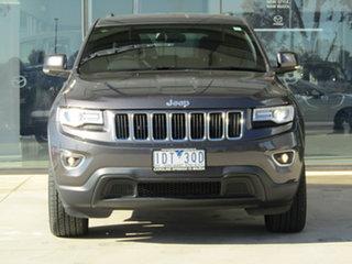 2014 Jeep Grand Cherokee WK MY2014 Laredo 4x2 Grey 8 Speed Sports Automatic Wagon.