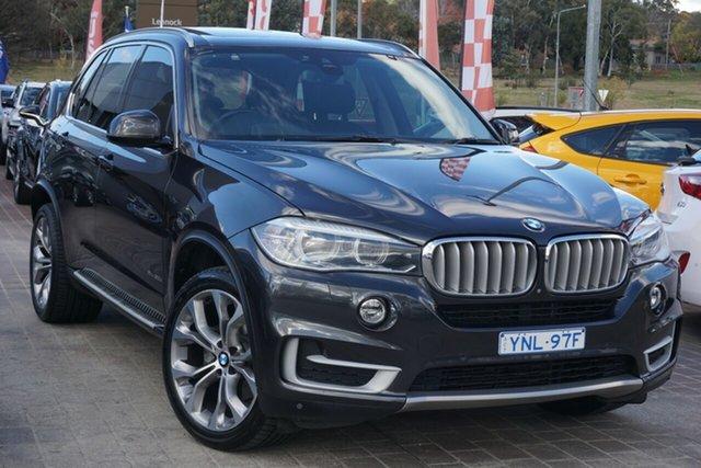 Used BMW X5 F15 xDrive30d Phillip, 2013 BMW X5 F15 xDrive30d Grey 8 Speed Automatic Wagon