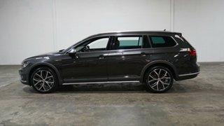 2018 Volkswagen Passat 3C (B8) MY18 Alltrack DSG 4MOTION Wolfsburg Edition Black 7 Speed