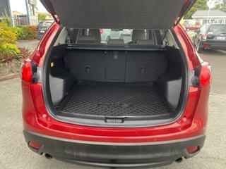 2012 Mazda CX-5 KE1021 Grand Touring SKYACTIV-Drive AWD Red 6 Speed Sports Automatic Wagon