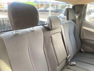 2014 Isuzu D-MAX LS-M White Manual Dual Cab Utility