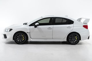 2018 Subaru WRX V1 MY19 STI AWD Premium White 6 Speed Manual Sedan