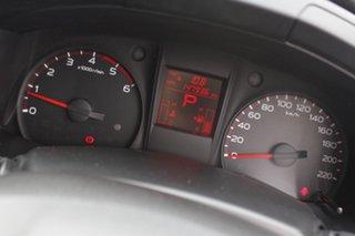 2015 Isuzu D-MAX MY15 SX Crew Cab Blue 5 Speed Sports Automatic Cab Chassis