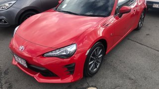 2017 Toyota 86 ZN6 GT Ablaze 6 Speed Sports Automatic Coupe.