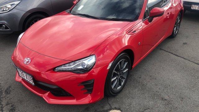 Used Toyota 86 ZN6 GT Moorooka, 2017 Toyota 86 ZN6 GT Ablaze 6 Speed Sports Automatic Coupe