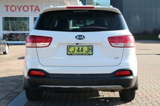 2015 Kia Sorento UM MY15 SI White 6 Speed Sports Automatic SUV