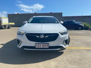 2018 Holden Commodore ZB MY19 RS Sportwagon White 9 Speed Sports Automatic Wagon