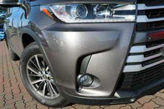 2016 Toyota Kluger GSU55R GXL AWD Grey 6 Speed Sports Automatic SUV.