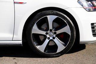 2016 Volkswagen Golf VII MY16 GTI DSG White 6 Speed Sports Automatic Dual Clutch Hatchback