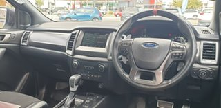2018 Ford Ranger PX MkIII 2019.00MY Raptor Frozen White 10 Speed Sports Automatic Utility