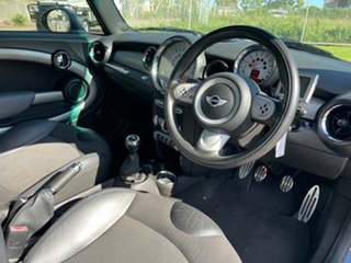 2008 Mini Cooper R56 S Black 6 Speed Manual Hatchback
