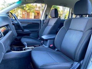 2019 Mitsubishi Outlander ZL MY19 ES 2WD Silver 6 Speed Constant Variable Wagon
