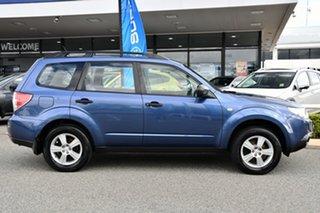 2012 Subaru Forester S3 MY12 X AWD Marine Blue 4 Speed Sports Automatic Wagon