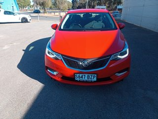 2018 Holden Astra BL MY18 LT Red 6 Speed Sports Automatic Sedan