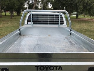 2020 Toyota Hilux GUN136R SR Double Cab 4x2 Hi-Rider White 6 Speed Sports Automatic Utility