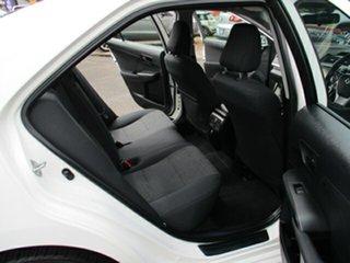 2013 Toyota Camry ATARA R White 6 Speed Automatic Sedan