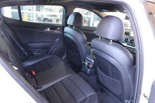 2019 Kia Stinger CK MY20 GT Fastback White 8 Speed Sports Automatic Sedan
