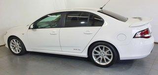 2014 Ford Falcon FG MkII XR6 White 6 Speed Sports Automatic Sedan