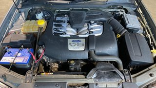 2006 Ford Falcon BF XL Super Cab Grey 4 Speed Sports Automatic Cab Chassis