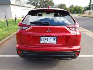 2020 Mitsubishi Eclipse Cross YB MY21 ES 2WD P62 Red 8 Speed Constant Variable Wagon