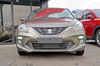2021 Suzuki Baleno EW Series II GL Grey 5 Speed Manual Hatchback.