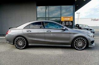 2015 Mercedes-Benz CLA-Class C117 806MY CLA250 DCT 4MATIC Sport Grey 7 Speed.