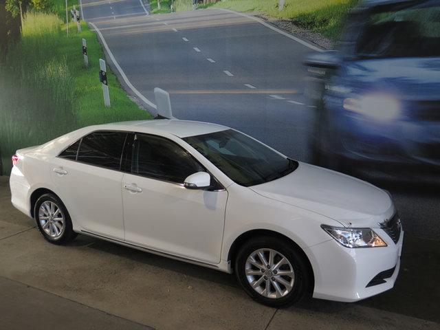 Used Toyota Aurion GSV50R MY15 AT-X Osborne Park, 2015 Toyota Aurion GSV50R MY15 AT-X White 6 Speed Automatic Sedan