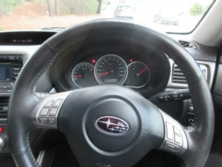 2008 Subaru Impreza G3 MY08 RX AWD Green 4 Speed Sports Automatic Hatchback